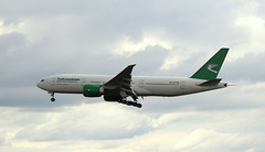 Turkmenistan, EZ-A778, MSN 42296, Boeing 777-22KLR, 07.08.2021, FRA-EDDF, Frankfurt