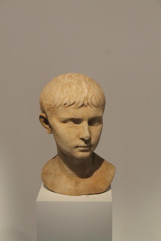 Bust of Lucius Caesar