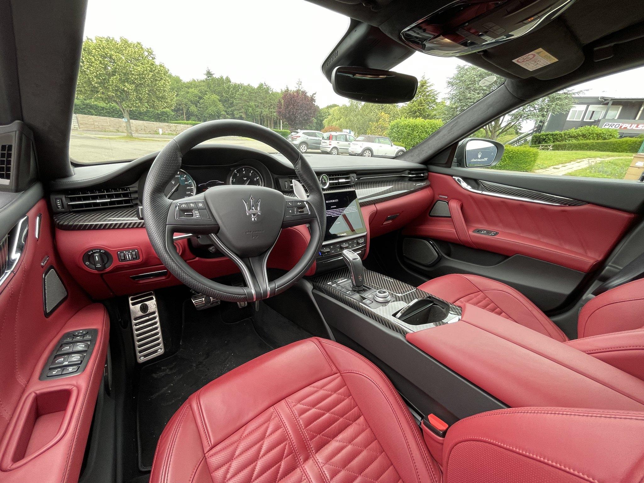 Maserati TROFEO (1)
