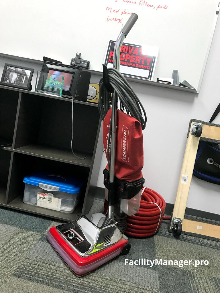 Retiring the vacuum