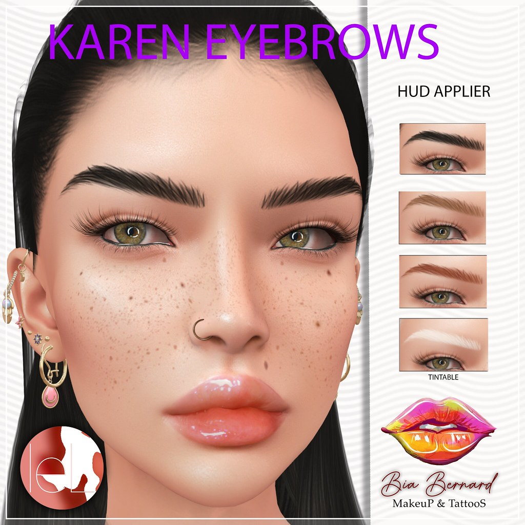 New eyebrows at store