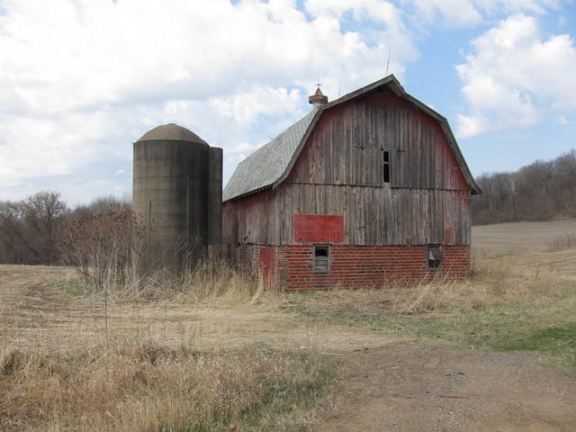 Custom Sawing - Barn