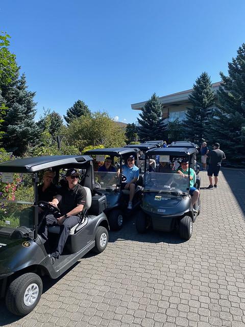 Crash It Golf Tournament 2021