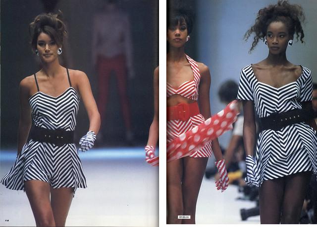 Byblos Ready to Wear S/S 1992