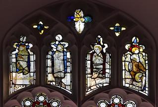 four figures (15th Century)