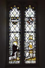 St Giles and Sir Adam de Berford (Herbert Bryans, 1920)