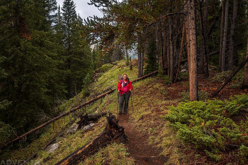 Slide Lake Trail
