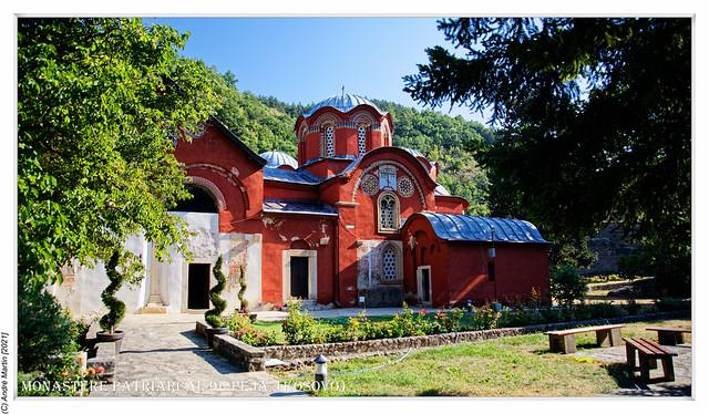 Monastère patriarcal de Peja (Kosovo)