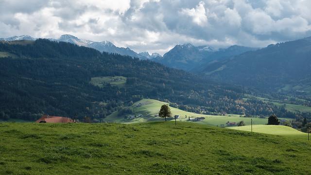 Switzerland – View from Guggisberg