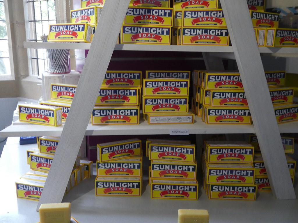 Sunlight Soap, Port Sunlight Museum