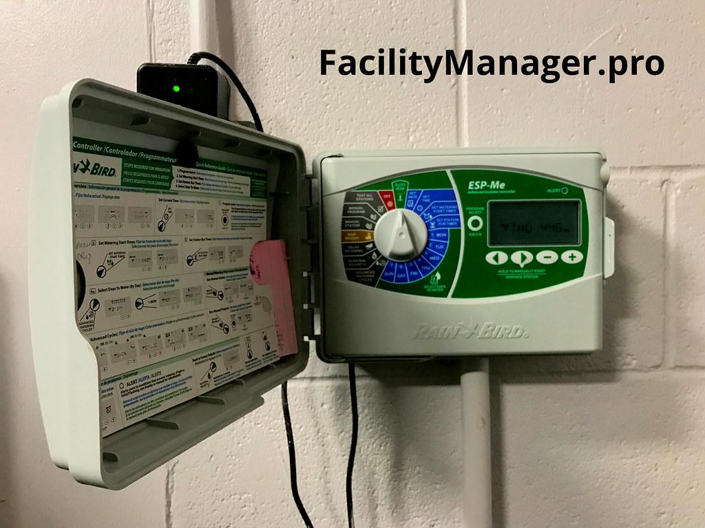 Irrigation Controller
