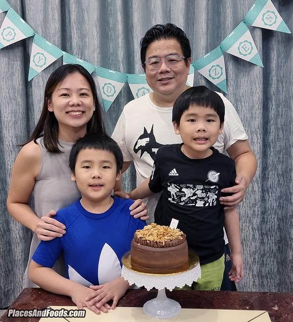kuke birthday cake