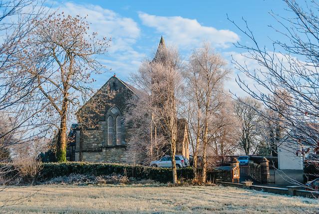 Church of St Finnian and St Mark, Kilmacrennan