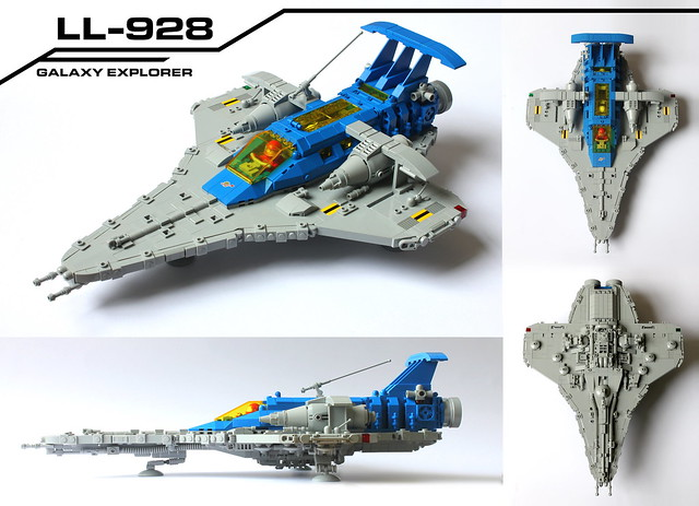 LL928 Galaxy Explorer