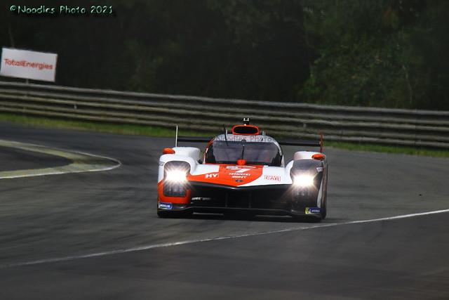 89e Grand Prix d'Endurance les 24 Heures du Mans (2021)