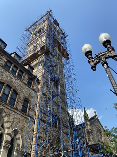 August 27, 2021 - 3:39pm - Tower repairs 2021