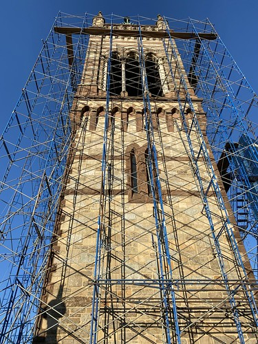 August 24, 2021 - 6:12pm - Tower repairs 2021