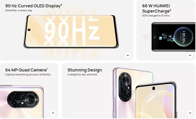 Huawei Nova 8 Dilancar Di Malaysia Dengan Harga Rm1,899