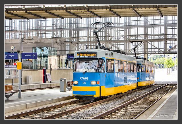 Tatra T3D, Chemnitz, 18.09.2015