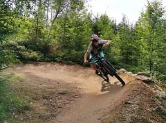 Červený trail