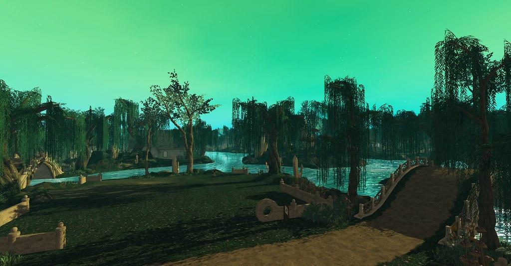 Perfect spot in Fantasyland