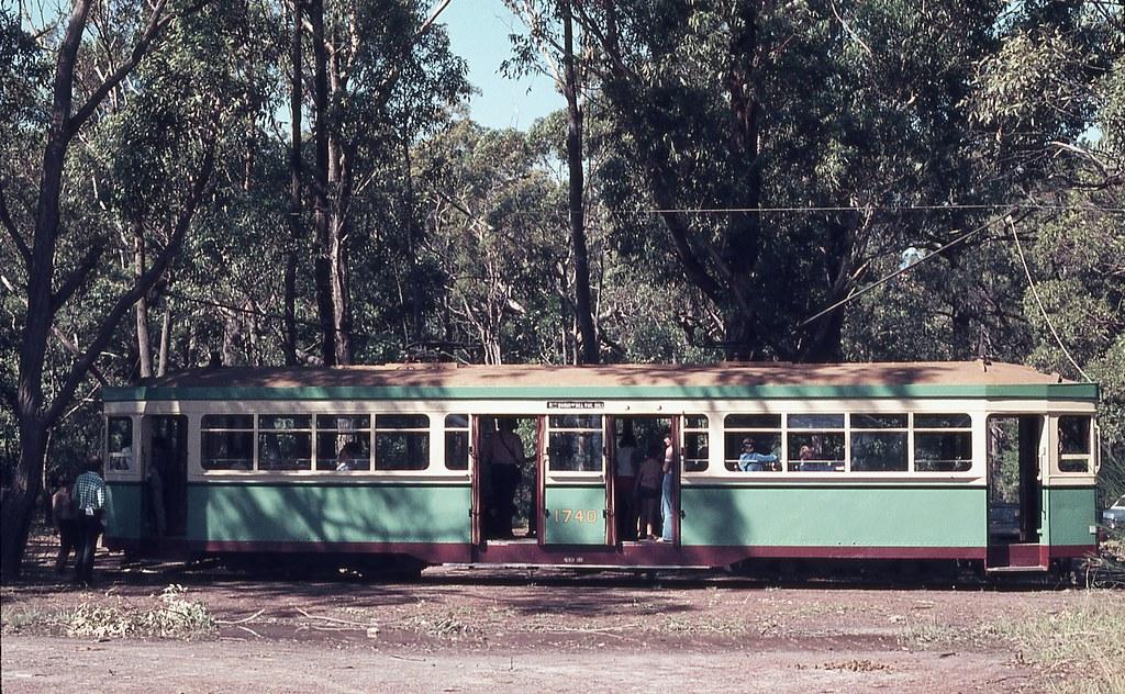 R 1740, Sydney Tramway Museum, Loftus, NSW.