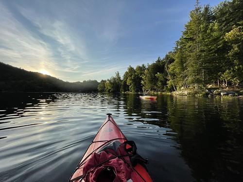 The kayaking life