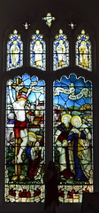 Crucifixion (Kempe & Co, c1920)