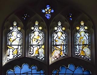 four evangelists (Kempe & Co, c1927)