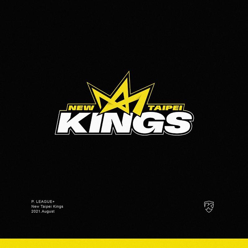 新北國王主Logo。(圖/新北國王提供)