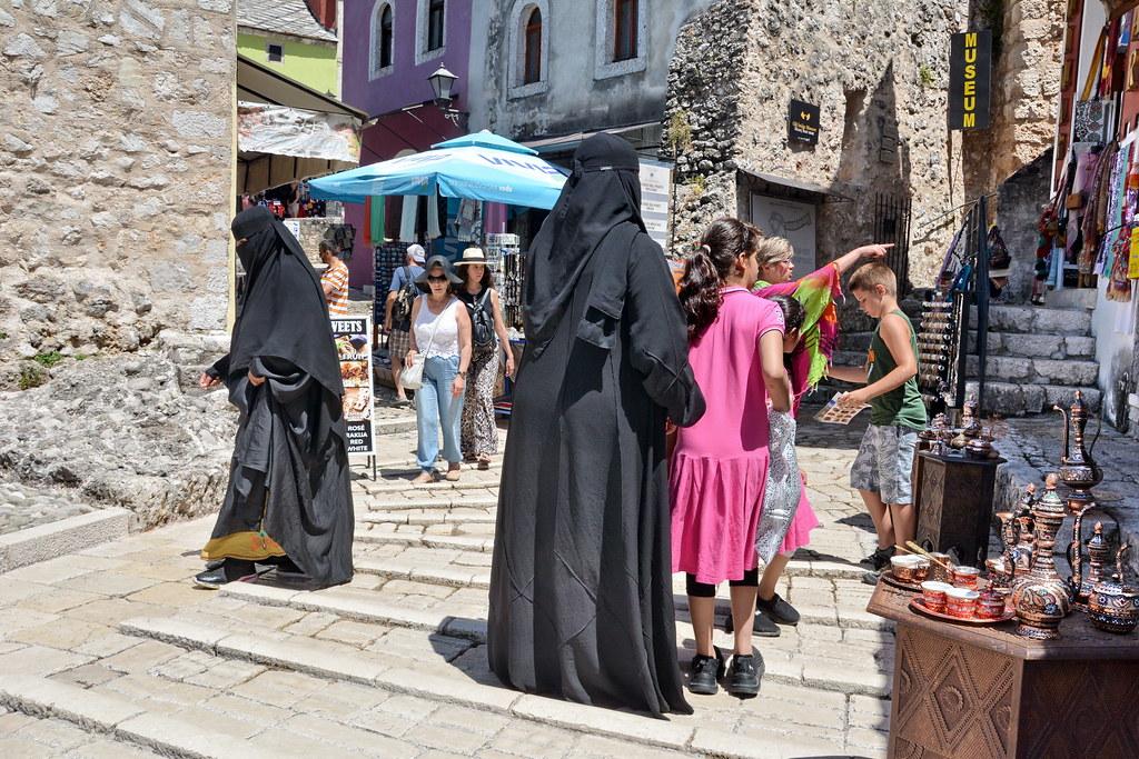 Босния по диагонали за 9 дней в июле 2021.