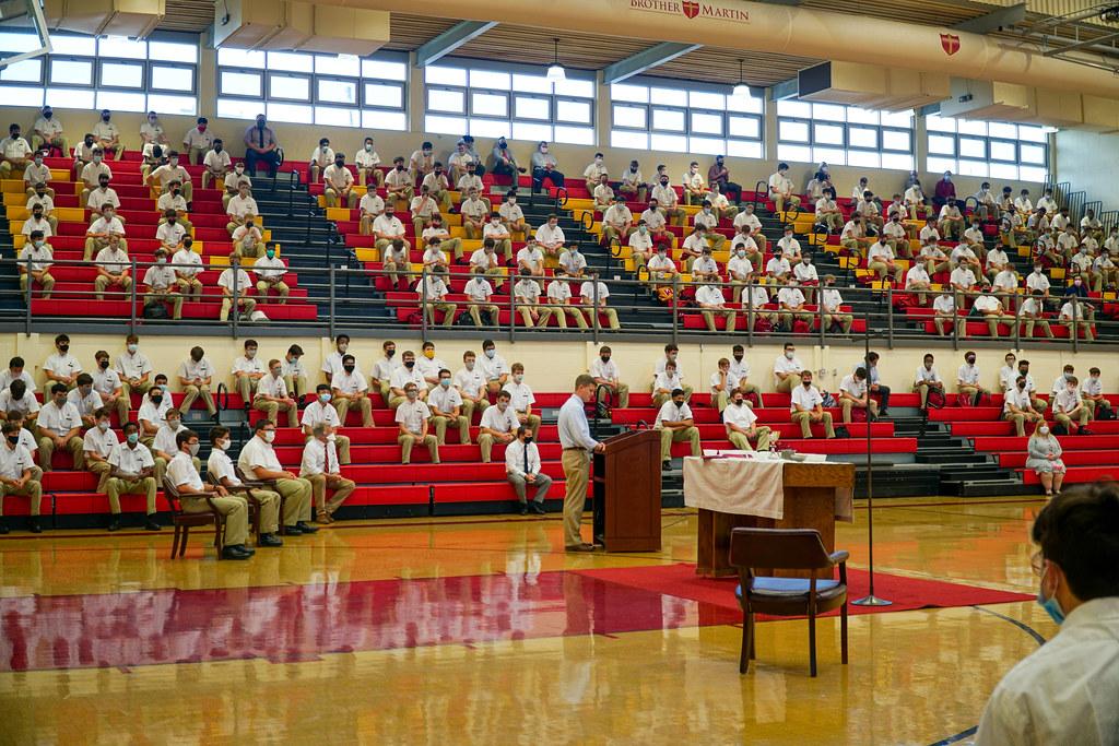 10th and 11th-Grade Class Liturgy