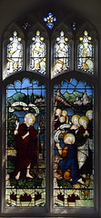 Christ's mission to Peter (Kempe & Co, c1927)