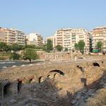 Agora romaine de Thessalonique/Ρωμαϊκή Αγορά Θεσσαλονίκης