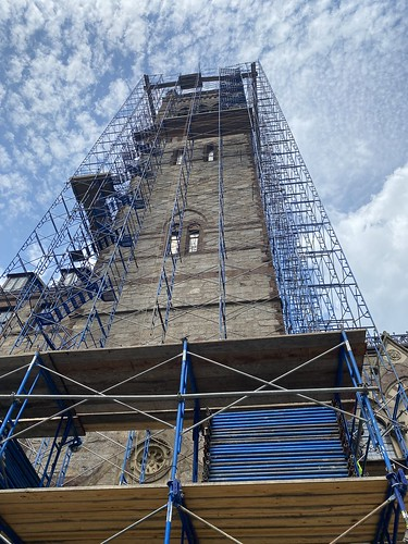 August 27, 2021 - 12:53pm - Tower repairs 2021
