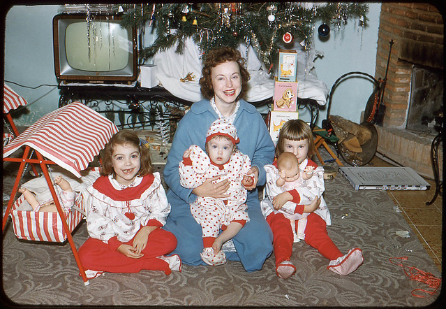 Christmas 1959, USA (1 of 2)