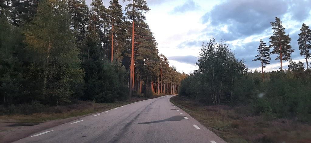 Sweden, August 2021