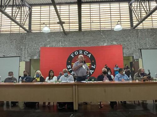 Assembleia que decide os delegados para o  6* Congresso do Sindicato Nacional dos Aposentados que acontece em dezembro de 2021