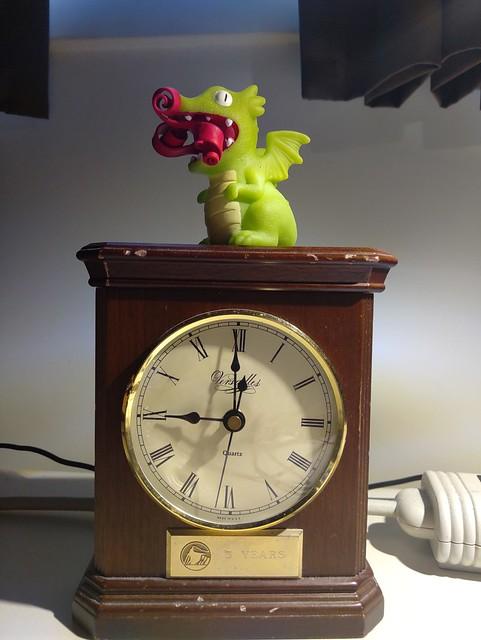My Desk Dragon