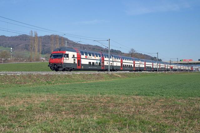 SBB 460 098 Itingen