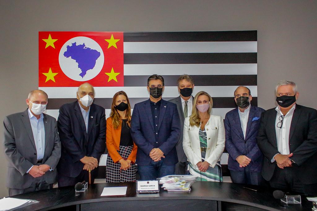 Reunião do Conselho de Concessões e PPPs e assinatura do Acordo da Tamoios