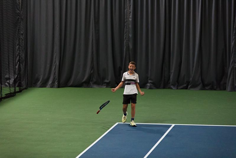 """Starptautiskās Tennis Europe sacensības """"Liepaja International Tournament"""" U12 6.diena. Foto: Mārtiņš Vējš / 6th day Tennis Europe """"Liepaja International Tournament"""" for U12"""