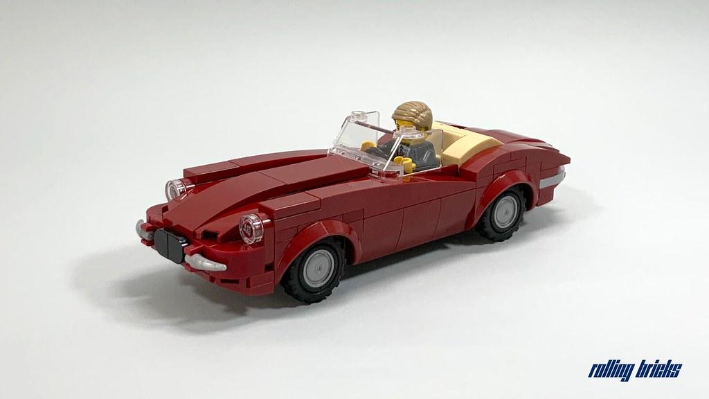 Jaguar E-Type Cabriolet