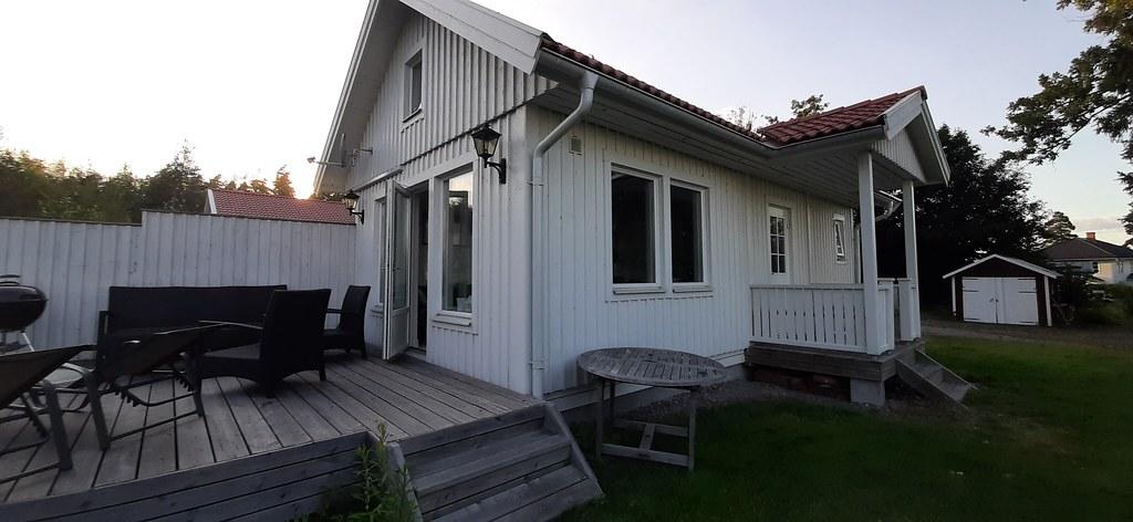 Tye, Hammarö, Sweden, August 2021