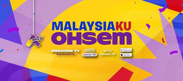 Senarai Program Menarik Di Awesome Tv Sepanjang Minggu Kebangsaan
