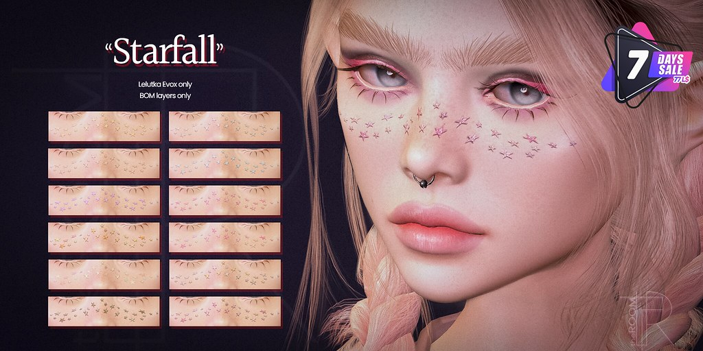 theROOM – blush Starfall – kiko shee
