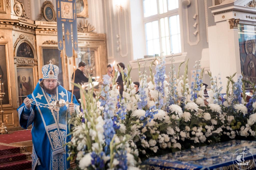 27-28 августа 2021, Успение Пресвятой Богородицы /  27-28 August 2021, The Dormition of the blessed Virgin Mary