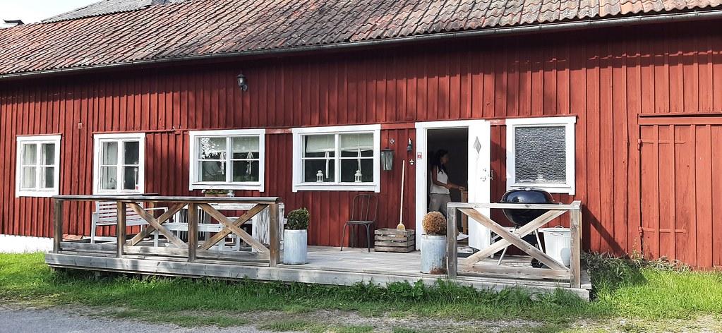 Miniridskolan Mariefred, Sweden, August 2021