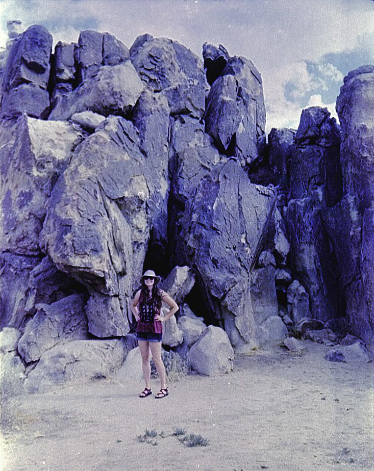 Kt in the Rocks