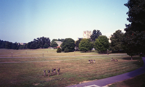 Cadets on the Drill Field